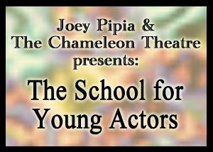 Joey Pipia is the artistic director of Port Townsend's School for Young Actors