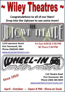 Wileys Theatre Program Ad